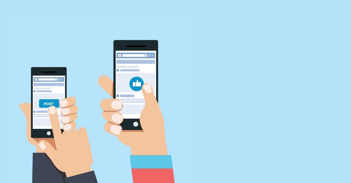 Como aumentar as visitas mobile em 2018 através do Facebook?