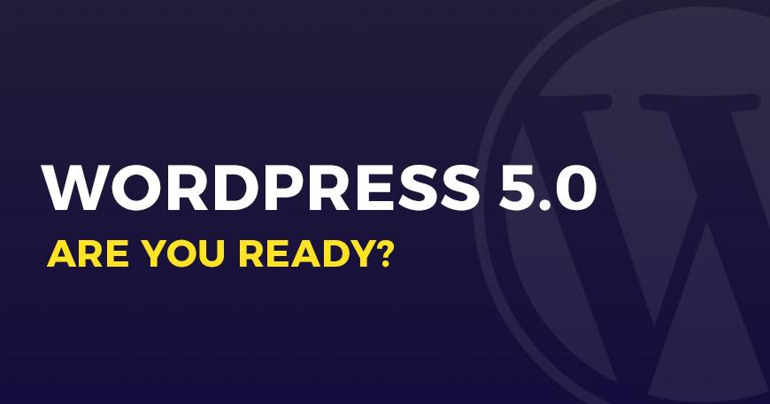 O WordPress 5.0 (codename bebo) já chegou: O que precisa saber?
